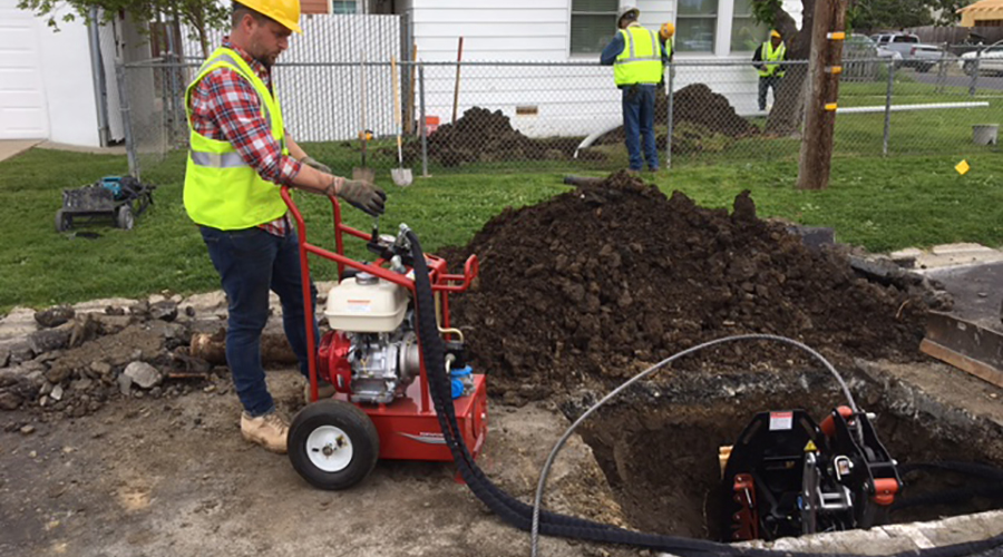 Concord Trenchless Sewer Line Replacement Walnut Creek